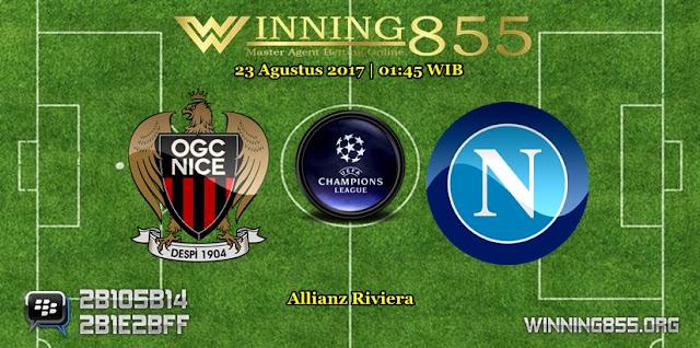 Prediksi Skor Nice vs Napoli