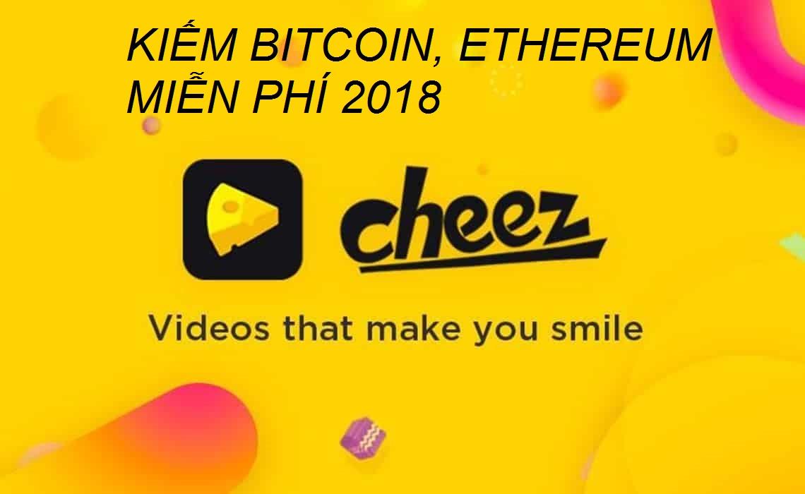 Ứng dụng kiếm bitcoin, eth miễn phí