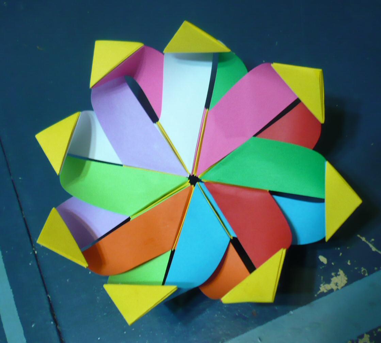 Origami Modular en Argentina - photo#42