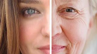 10 Penyebab Wajah Terlihat Tua di Usia Muda