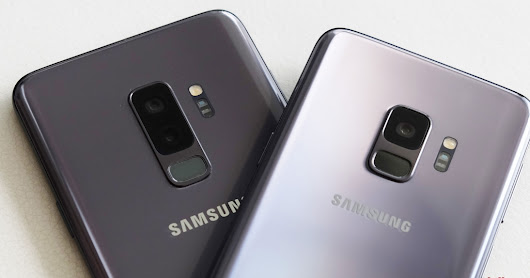 Android pie coming to Galaxy S9