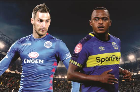 2018 MTN8 Final: SuperSport United v Cape Town City Preview