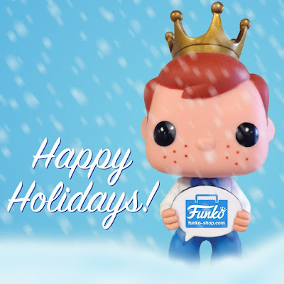 Happy Holidays from Funko-Shop!