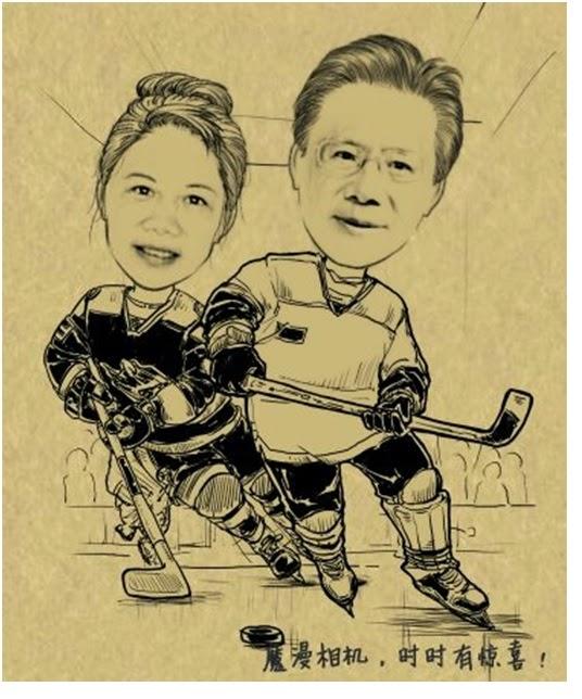 漫畫人生: 冰球