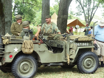 WWII Living History at Sully Historic Site