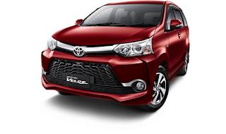 Gambar Toyota Avanza Veloz Bandung