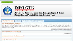 Tanya Jawab Seputar Dapodik Info GTK