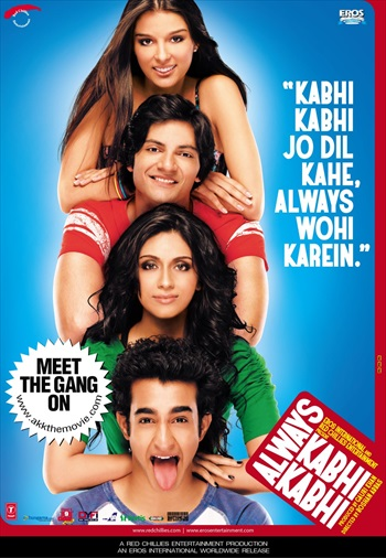 Always Kabhi Kabhi 2011 Hindi 480p WEB-DL – 350mb