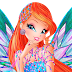 World of Winx - Bloom Dreamix Artwork PNG