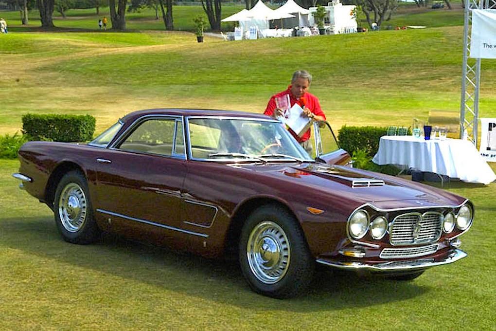 FAB WHEELS DIGEST (F.W.D.): Maserati 5000 GT (1959-65)