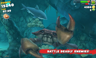 Hungry Shark Evolution free download