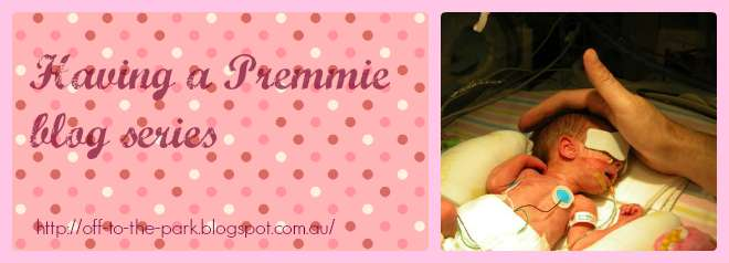 Having a Premmie series