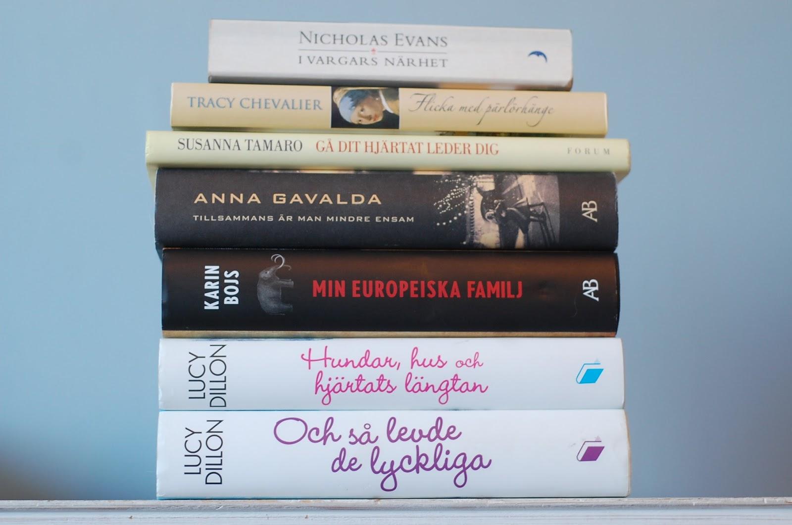 Julen liten ljusning for dalande bokhandel
