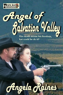 Angel of Salvation Valley by Angela Raines
