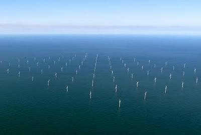 El 'boom' de l'eòlica marina a tot el món durant les pròximes tres dècades