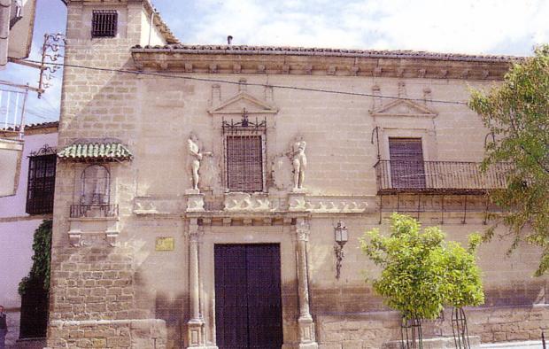 Palacios y nobles - Hotel palacio de ubeda ...