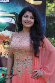 Raksha Raj looks beautiful at Paandiyoda Galatta Thangala Audio Launch