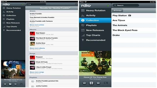 Rdio the ultimate online music subscription adds five countries to its expanding list