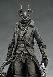 figma Hunter de Bloodborne - Max Factory