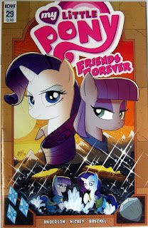 MLP Friends Forever #29, cover A