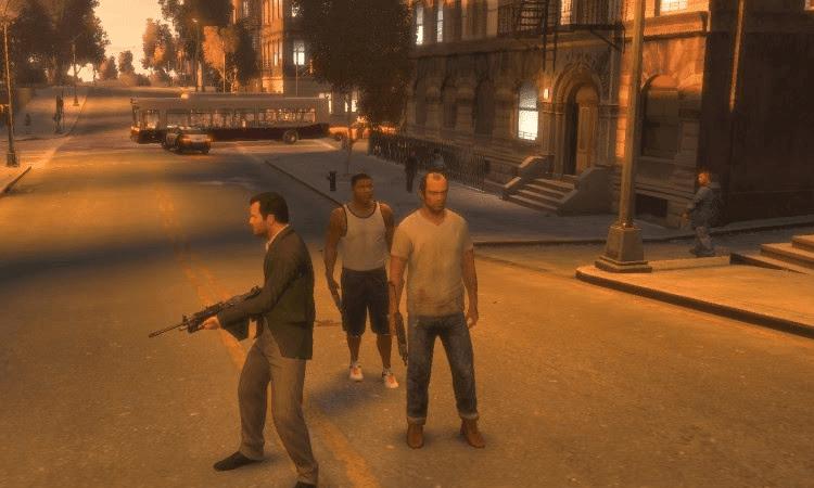 تحميل لعبة جاتا 9 من ميديا فاير برابط واحد مجانا GTA 9
