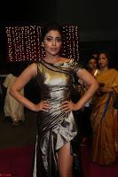 Shreya Saran in Skin Tight Golden Gown ~  Exclusive 034.JPG