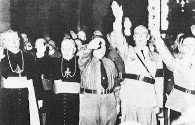 Vaticano ayudó a huir a criminales nazis