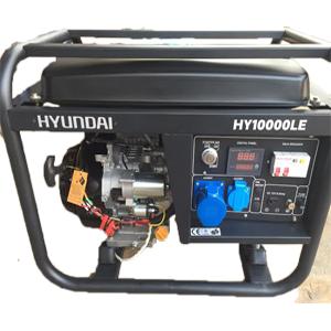Máy phát điện Hyundai xăng HY10000LE