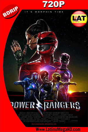 Power Rangers (2017) Latino HD BDRip 720p ()