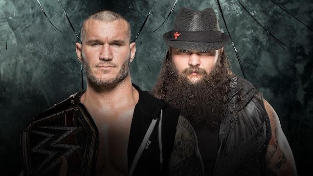 WWE Champion Randy Orton vs. Bray Wyatt — House of Horrors Match