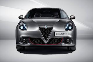 Alfa Romeo Giulietta (2016) Front