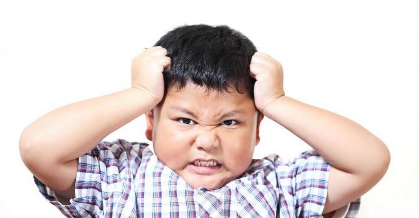 ENOJO INFANTIL: Consejos Para Afrontar Y Aliviar El Enfado