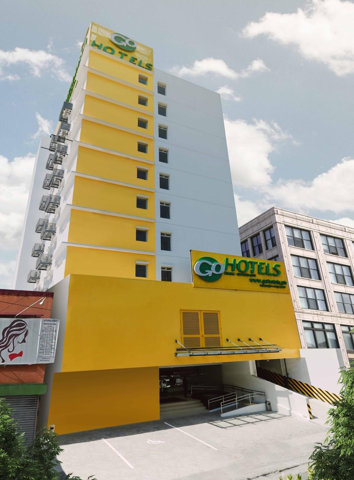 Go Hotels Timog Branch Opening Lantern Lighting And Room