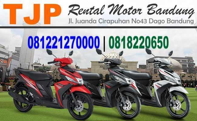 Sewa Rental motor dekat Jl. Cikutra
