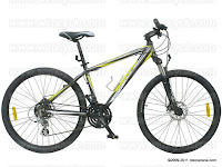 26 Inch Wimcycle RoadTech RX HardTail Mountain Bike