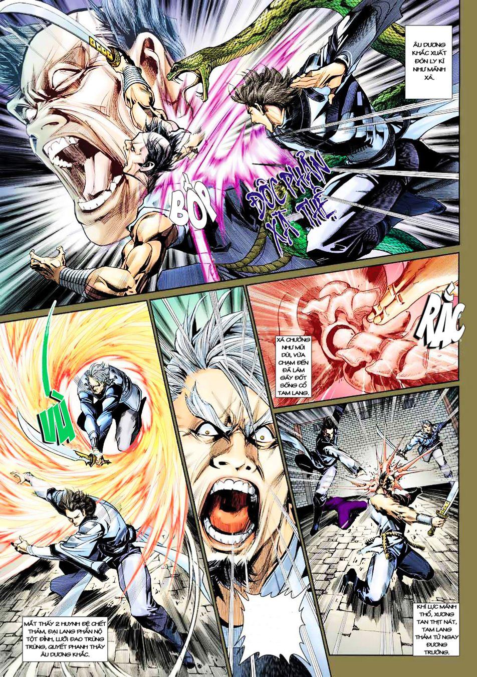 Anh Hùng Xạ Điêu anh hùng xạ đêu chap 35 trang 23