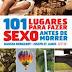 Resenha - 101 Lugares Para Fazer Sexo Antes de Morrer