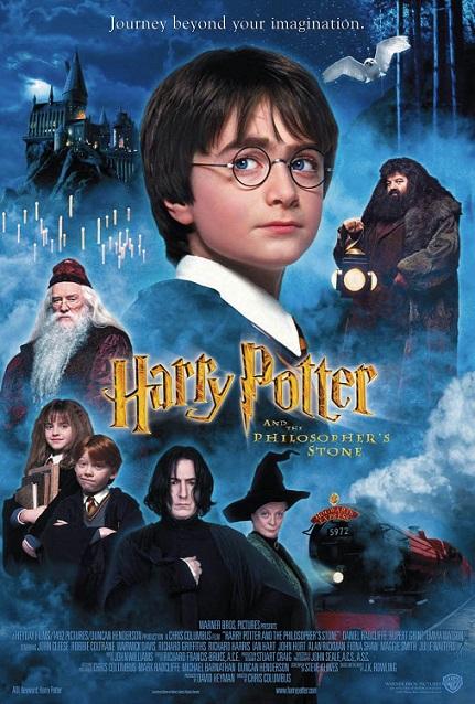 فیلم دوبله : هری پاتر و سنگ جادو 2001 Harry Potter and the Philosopher's Stone