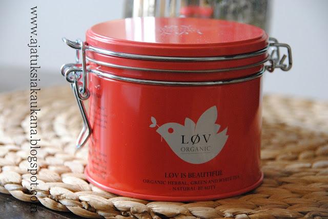 lov, antioxidants