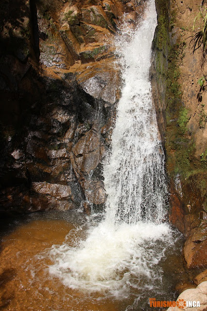 Catarata Borgoña Chanchamayo