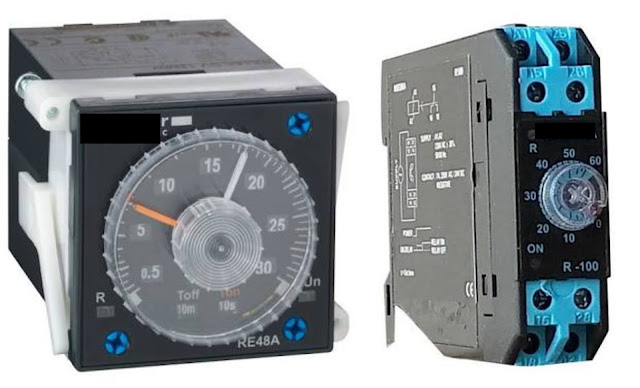 What Is Electrical Timer In Hindi Timer Working And