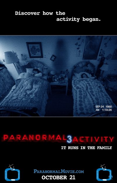 Actividad Paranormal 3 UNRATED DVDRip Latino