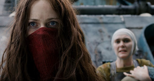 London gets a Premiere for Mortal Engines