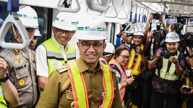 Sukses di Jakarta, Gubernur Anies Kini Siap Kendalikan Transportasi di Jabodetabek