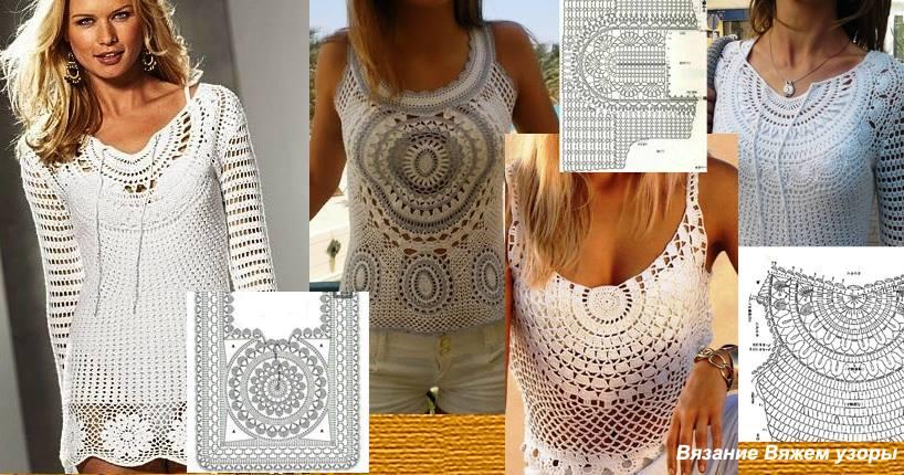 Vestidos De Crochet Para Playa Paso A Paso Sitios Online