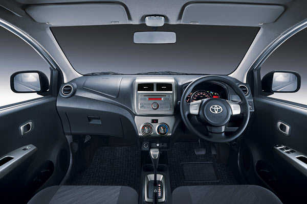 New Agya Trd Manual Grand Veloz 1.5 M/t All About Toyota Car: 1000cc