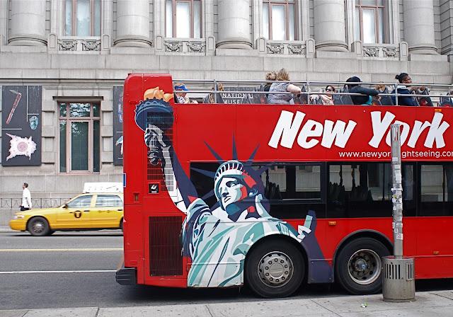 new york sightseeing bus
