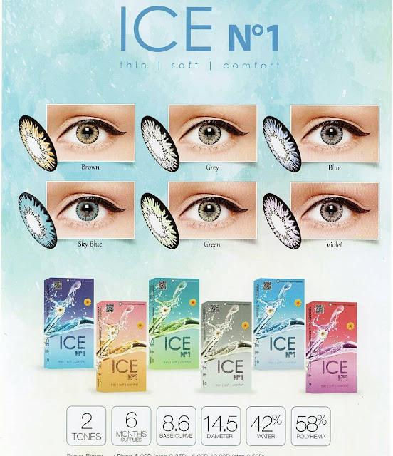 Softlens Ice N1