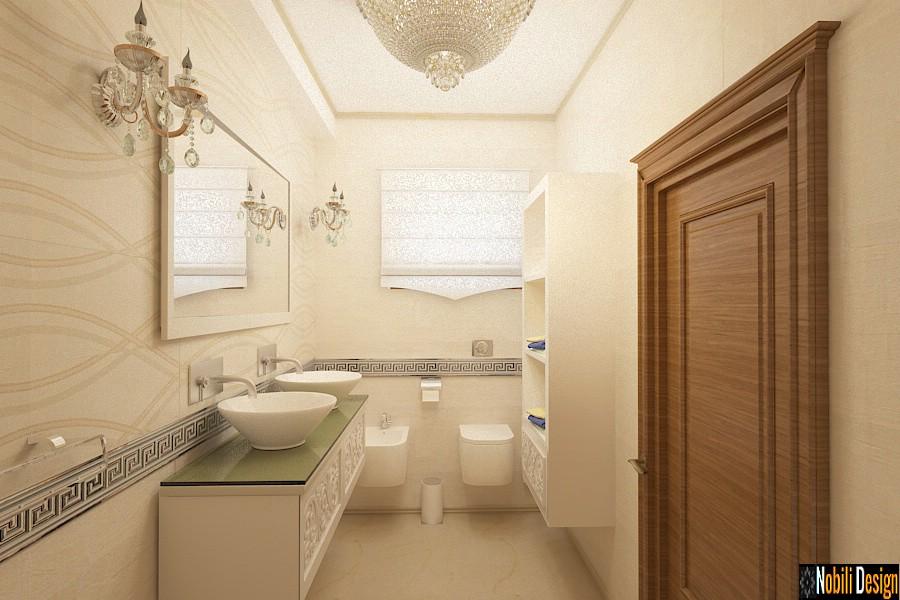 Servicii arhitect interior in Bucuresti - Design interior casa clasica de lux in Bucuresti