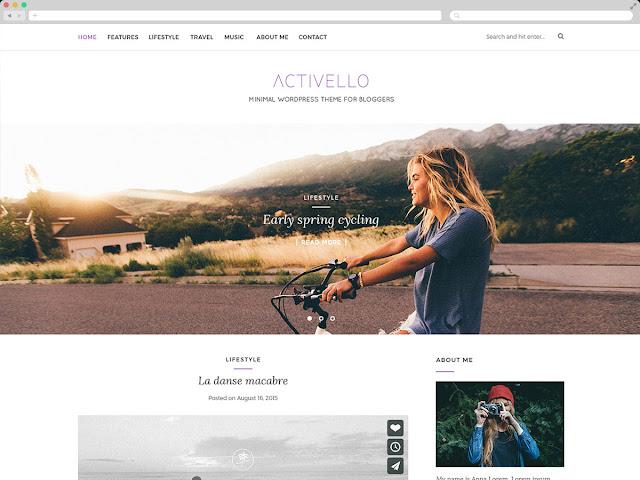 theme activello wordpress